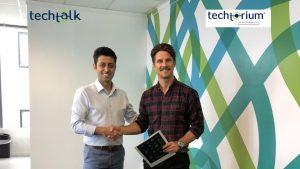Techtorium joined us as a sponsor