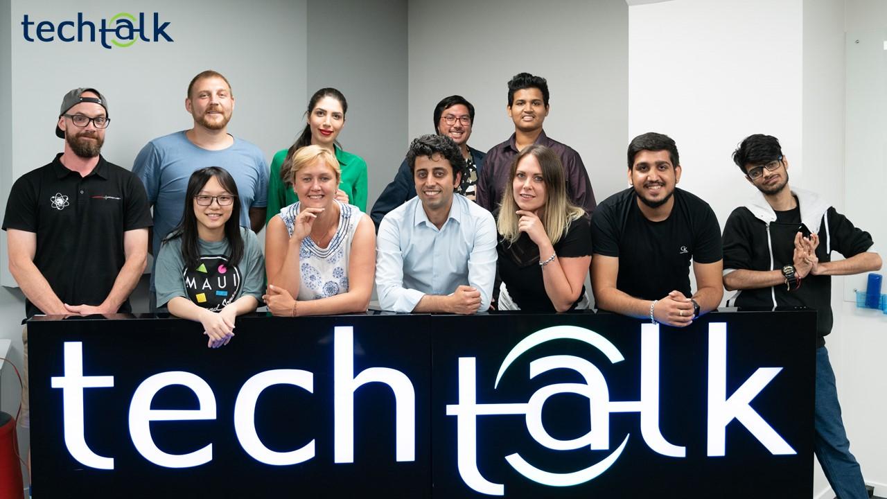 First TechTalk 2020 Seminar
