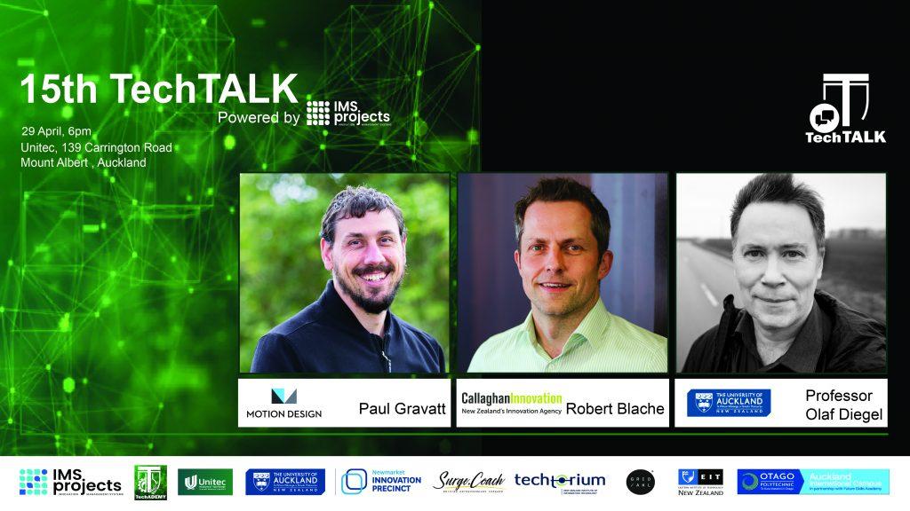 TechTalk#15 Speakers