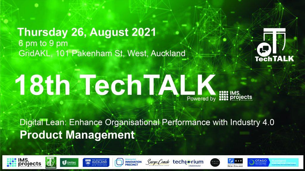 TechTalk #18