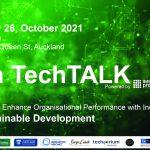 TechTalk #19 – NZ Sustainable Development – 28 October 2021